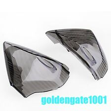 New Motorcycle Smoke Lens Signal TailLight Cover for Suzuki GSXR600 750 06-07 GG