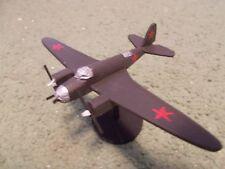 Built 1/144: Soviet TUPOLEV SB-2 Bomber Aircraft USSR