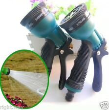 7 in 1 Garden Water Spray Gun Car Bike Washing Cleaning Sprayer Nozzle