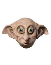 Dobby Kids 3/4 Face Mask, Harry Potter Costume Mask, Age 8+