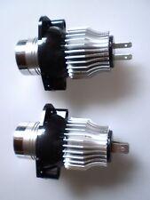 ►2X BMW 3er E90,E91 ANGEL EYES Standlichter XENON LED mit original Scheinwerfer
