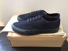 RRL Norfolk Sneakers Indigo Dyed   Size 7 NWT Ralph Lauren Polo