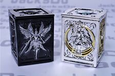 Jacksdo Saint Seiya Myth Cloth Pandora Box Hades God of Underworld+Athena SQT18