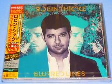 Robin Thicke / Blurred Lines / Japan Import / 16 Tracks / New