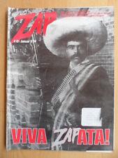 ZAP # 81 - Januar II 1994 Viva ZAPata Cock Sparer Madhouse Sam Black Church