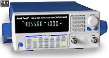Peaktech 4055 DDS generador de funciones/function generador 10 µhz - 3 MHz