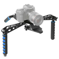 Neewer Aluminium Filmmaking Shoulder Mount Support Stabilizer for DSLR Cameras