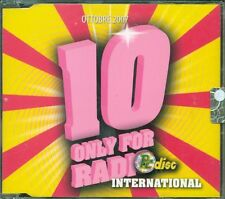 Only For Radio Ottobre 2007 - Santana/Aguilera/Jennifer Lopez/Imbruglia Promo Cd