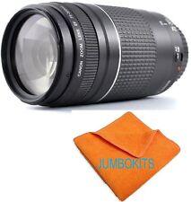 Canon EF 75-300mm f/4.0-5.6 III Autofocus Lens for T3 T3i T4i T5i 60D 70D