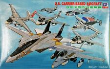 Pit-Road Skywave S-12 US Carrier Based Aircrafts 1/700 scale kit