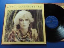 DUSTY SPRINGFIELD  IT BEGINS AGAIN mercury 78 UK orig LP EX