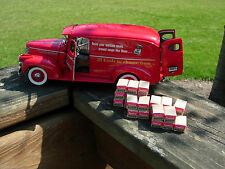 Danbury Mint 1/24th Scale 1940`s Chevrolet Campbell`s Truck-WITH BOX-