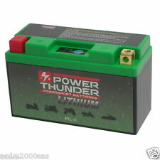 BATTERIA POWER THUNDER LITIO YT9B-S YAMAHA YFM R Raptor 700 2006-2015