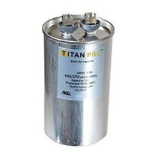 Packard TRCFD805 80+5MFD 440/370V ROUND Capacitor