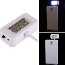 3.5mm Jack Smart Selfie 21-LED Fill Light For Mobile Phone IOS Android Phone
