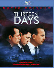 Thirteen Days (Blu-ray Disc, 2013) - NEW!!