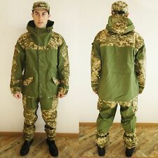 Ultra New Rare Russian Army Spetsnaz Camo Uniform GORKA Set BDU Suit 3XL XXXL 56