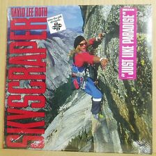 LP David Lee Roth Skyscraper   Warner US 1988 still sealed