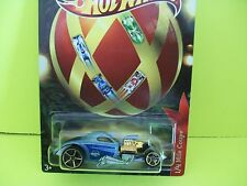2011 Hot Wheels   Limited   Holiday Hot Rod  1/4 Mile Coupe