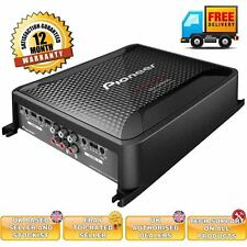 Pioneer gm-d8604 - Amp 4 canali 1200w CAR AUDIO Multi/AMPLIFICATORE STEREO