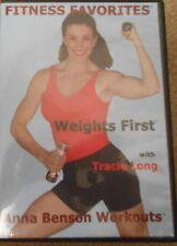Fitprime Fitness Favorites Weights First Workout DVD New Tracie Long Strength