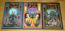 Spawn the Impaler #1-3 VF/NM complete series - image comics - mike grell set lot