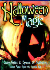HALLOWEEN MAGIC: SCARY SIGHTS & SOUNDS OF HALLOWEEN: VIRTUAL HAUNTED HOUSE PARTY