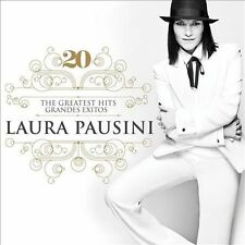 PAUSINI,LAURA-20 THE GREATEST HITS /GRANDES EXITOS CD NEW