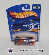 2001 Hot Wheels FE Vulture Roadster Purple/Clear Orange 20/36 032 28752 1/64 NEW