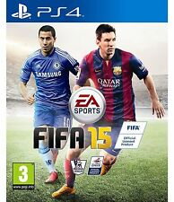 Fifa 15 PS4 Game - Very Good - 1st Class Fast Delivery