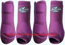 Professional's Choice VenTECH SMB Elite Value Pack Boots Wine S Small Prof  Pro