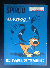 Fascicule Journal Spirou N° 1020 de 1957 BE
