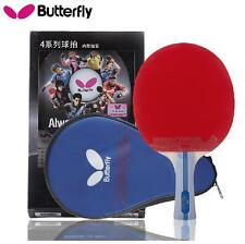 Japan BUTTERFLY 4 Star 402 Table Tennis Racket Shakehand Long Handle PING PONG