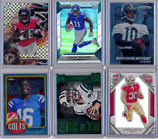 Random Rookie Lot (12pc)  Beckham, Coleman, Dorsett, White, Treadwell, Jones etc