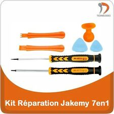 iPhone Kit 7en1 Jakemy Démontage Reparatie Opening Tools iPhone 4 4S 5 5C 5S 6