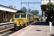 Freightliner 66563 Acton Central 2006 Rail Photo