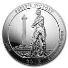2013 5 oz Silver ATB Perry's Victory and Peace Park, OH - SKU #74098