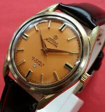 Vintage TITONI airmaster titoflex 21j  winding  swiss working wrist watch M045