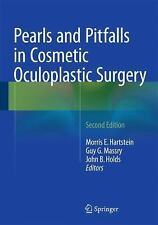 PEARLS AND PITFALLS IN COSMETIC OCULOPLASTIC SURGERY - NEW HARDCOVER BOOK
