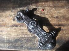 Traditional heavy Cast Iron Door Knocker - Antique Victorian Style kenrick