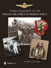 Book - Flying Equipment of the Italian Air Force in World War II