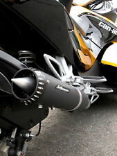 Can Am Spyder slip on muffler Tailgunner Exhaust RS RT RT-S ST ST-S JET-PIPE