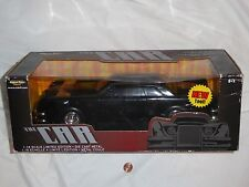 The Car 1:18 Scale American Muscle Ertl Die Cast Metal Movie Black 1971 Lincoln