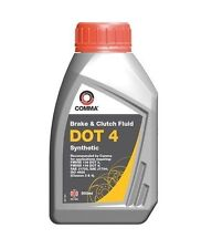 Comma BF4500M Dot 4 Synthetic Brake and Clutch Fluid 500ml