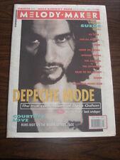 MELODY MAKER 1993 APRIL 3 PRINCE DEPECHE MODE COURTNEY LOVE ICE CUBE JAYHAWKS