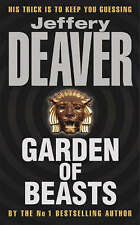 Garden of Beasts by Jeffery Deaver (Paperback, 2005)