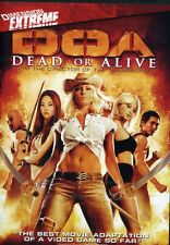 DOA: Dead or Alive (DVD, 2007) - New