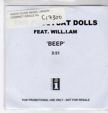 (BO840) The Pussycat Dolls, Beep ft Will.i.am - 2006 DJ CD