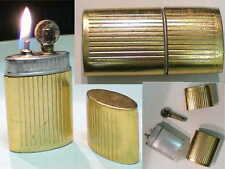 Briquet Ancien @ Poilu WW 1 & WW 2 en ALU @ lighter Feuerzeug Aceendino