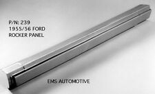 Ford Mercury Outer Rocker Panel, Left 55-56 1955-1956 #239L EMS